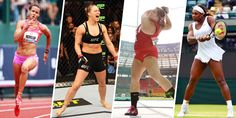 My Body Is Badass: 4 Muscular Women Prove the Power of the Female Form  - MarieClaire.com