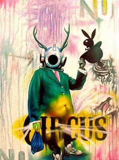 """Saatchi Art Artist Angelo Volpe; Painting, """"My antarctica """" #art"""