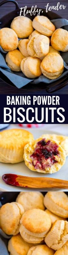 Baking Powder Biscui