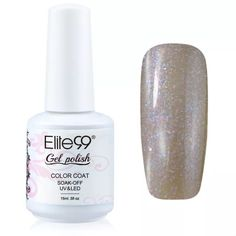 Gel-polish 15ml   Color Code: 1601   Features: * Best quality control to ensure high quality polish * On like polish, wears like Gel, off in minutes * It offers the widest color range for reasonable price * Long lasting for at least 2-3 weeks, fantastic and super bright nails for you. * No grinding. No filing. No drying time after application: curing with UV gel. End of redoing from scratch * No more imperfect surface, dents or nails cut. Color resistant, flexible and shiny resistant to any…
