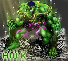 #Hulk #Fan #Art. (Hulk-1) By: Grapiqkad. [THANK U 4 PINNING!!]