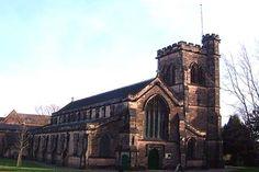 St. John the Baptist, Nottingham England