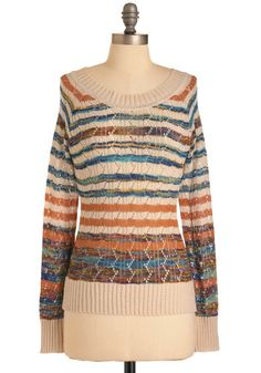Not What It Streams Sweater, #ModCloth -- Highly recommend this sweater! I love it.