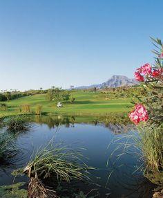 Golf course, Tenerife●❥ʜᴀᴅᴀᴄᴀʀᴏʟɪɴᴀ❥●