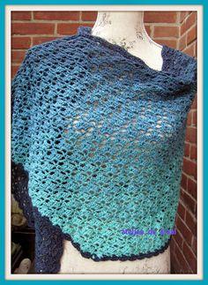 ateljee de Kraal: Sjaal..