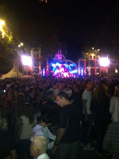 Party in Amsterdam 2011
