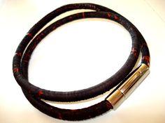 Armbänder - Wickelarmband, Veganer Armband, Armband kork - ein Designerstück von Gaby-Design bei DaWanda