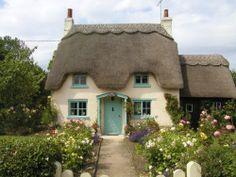 Rose Cottage, Honington, England.