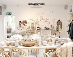 � Je suis pass�e chez Sukha Amsterdam... �