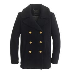 Majesty peacoat