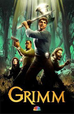 GRIMM Comic-Con 2012 Poster