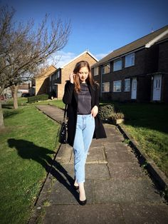 Boyfriend jeans issue – Roxanna Luca Boyfriend Jeans, Blog, Blogging