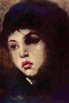 Nicolae Grigorescu Head of a Girl - The Largest Art reproductions Center In Our website. Low Wholesale Prices Great Pricing Quality Hand paintings for saleNicolae Grigorescu Famous Artists, Great Artists, Classic Paintings, Art Courses, Impressionist Paintings, High Art, Large Art, Chinese Art, Art Reproductions