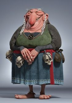 The ZBrush user gallery - showcasing the amazing artwork being shared by our ZBrushCentral community. Character Modeling, 3d Character, Character Concept, Character Design Animation, Character Design References, Zbrush, Female Characters, Cartoon Characters, Baba Yaga