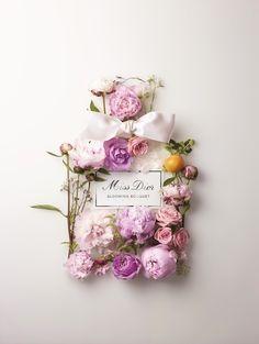 Miss Dior - favorite perfume