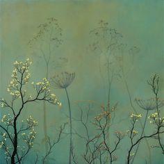 #painting #green #botanic