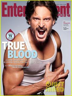 'True Blood' Alcid
