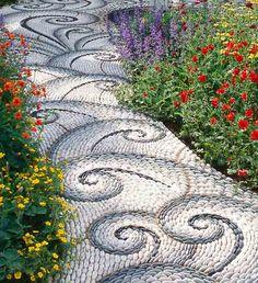 garden design: garden design with landscape uamp decorative rock