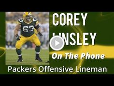Corey Linsley interview from Packer Transplants