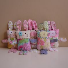 Roxy Creations: Easter bunnies