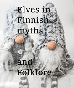 I am working on children book about elves so I've been doing lot's elf research. There is lot's of folklore and elf fairy tales in Finland, Sweden and Denmark. Unfortunately in Finland there isn't. Learn Finnish, Finnish Words, Finnish Language, Finnish Recipes, Fairy Tea Parties, Finland Travel, Nature Spirits, How To Make Toys, Family Traditions