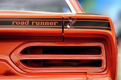 1970 Plymouth Road Runner - by Gordon Dean II