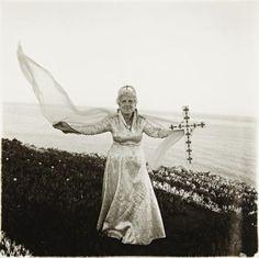 Diane Arbus Bishop by the Sea, Santa Barbara, California, 1964