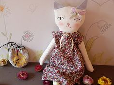 Paloma Esono - lovely handmade soft creatures