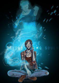 beyond two souls aiden fan art - Google Search