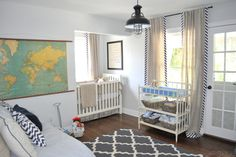 Dear Owen: Nursery Pictures