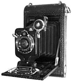 a Kodak Autographic Junior No.1A(6x9) with BAUSCH & LOMB Lens. We have a couple of these in our shops.