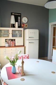 Küchen -Frühlings-makeover