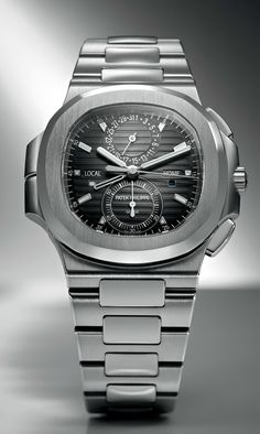 Patek Philippe - Nautilus Travel Time Chronograph