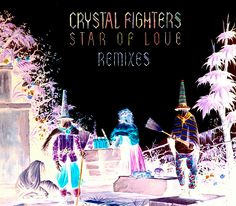 Crystal Fighters - Champion Sound is a great track--unusual, hypnotic, upbeat.
