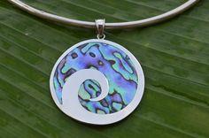 Ocean Spirit Pendant, Limited Edition