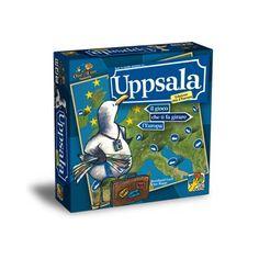 Tutte le strade portano a... Uppsala Edizione città d'Europa