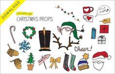 Christmas Home Decorations (100 Free Printables) {1} - Craftionary