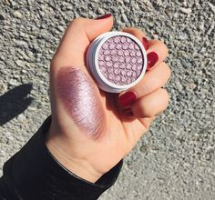 Colourpop.com cosmetics Tinsel (in Not A Box Of Chocolates ) #metallic #glitterygoodness