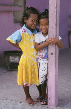 marshallese girls
