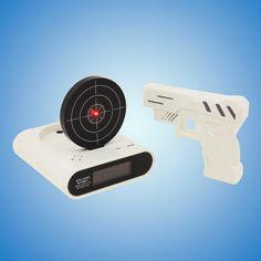 Despertador con pistola - WATYFA