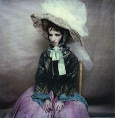 The Sea of Fertility.: Sibylle Bergemann's Polaroid Exhibition.