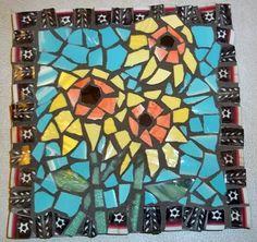 Little flower mosaic.