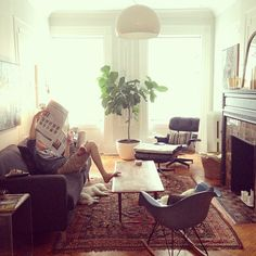 west elm Interview with Daniel Kanter of Manhattan Nest blog