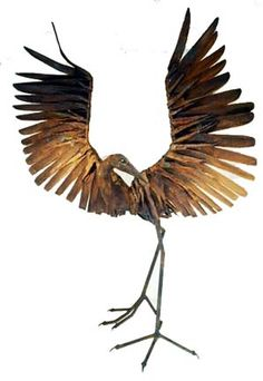 Birds, Garden Art, Wildlife Sculpture, Metal Sculpture, Amimals, Art, Nature
