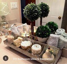 20 Cool Bathroom Decor Ideas #bathroomideas #DIY