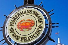 Fisherman's Warf, Pier 39 & Ghirardelli Square