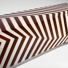 LINLEY | Bespoke design & furniture | Vortex Credenza | Luxury Gifts & Homeware, Furniture, Interior Design, Bespoke