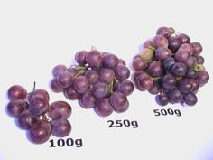 100 calories of red grapes - Google Search