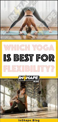 FAQs: Which yoga exercise is best for flexibility? Yin yoga is one of the most effective. How often should I do yoga to improve flexibility? You can practice yoga for flexibility from 2 to 5 times a week. How long does it take to become more flexible? You can notice the first results of yoga for flexibility in 2-4 weeks. Visit inshape.blog and check the list of the best yoga exercises for flexibility. #yoga #yogaforflexibility