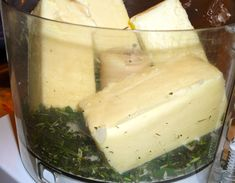 Season butter with herbs for your turkey